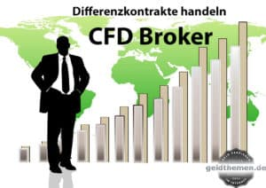 CFD-Broker - Differenzkontrakte handeln