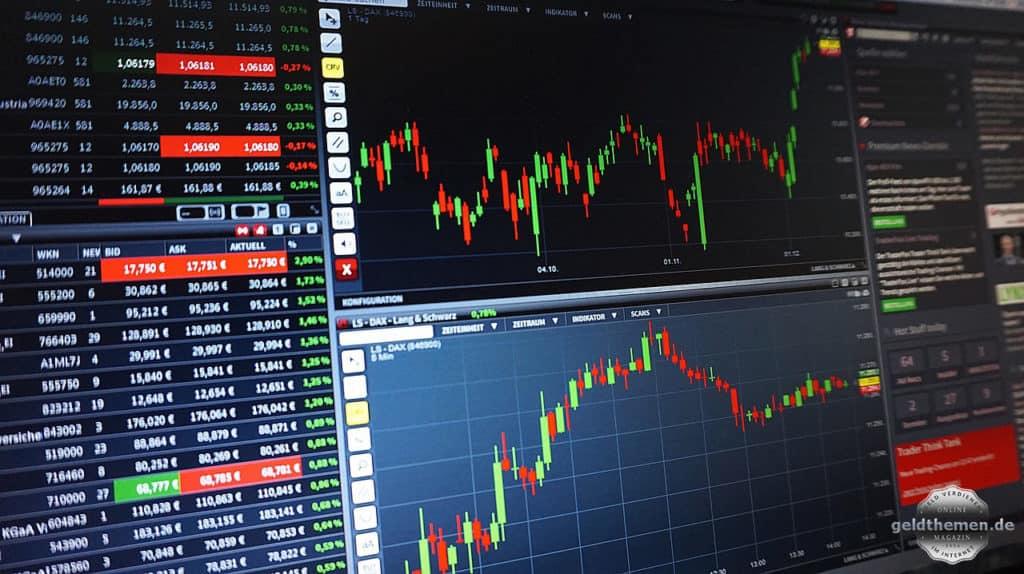 Aktien und Aktienhandel